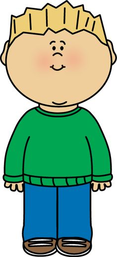 236x516 Boy Wearing A Sweater Clip Art Clipart Panda