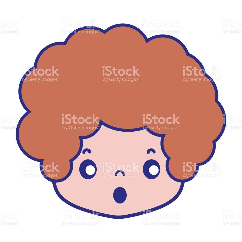 1024x1024 Boy Curly Hair Clipart Amp Boy Curly Hair Clip Art Images