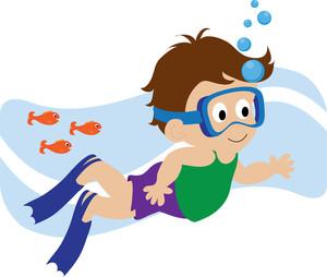 300x254 Swim Fishing Clipart, Explore Pictures