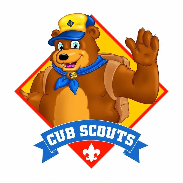 736x736 Bear Clipart Boy Scouts