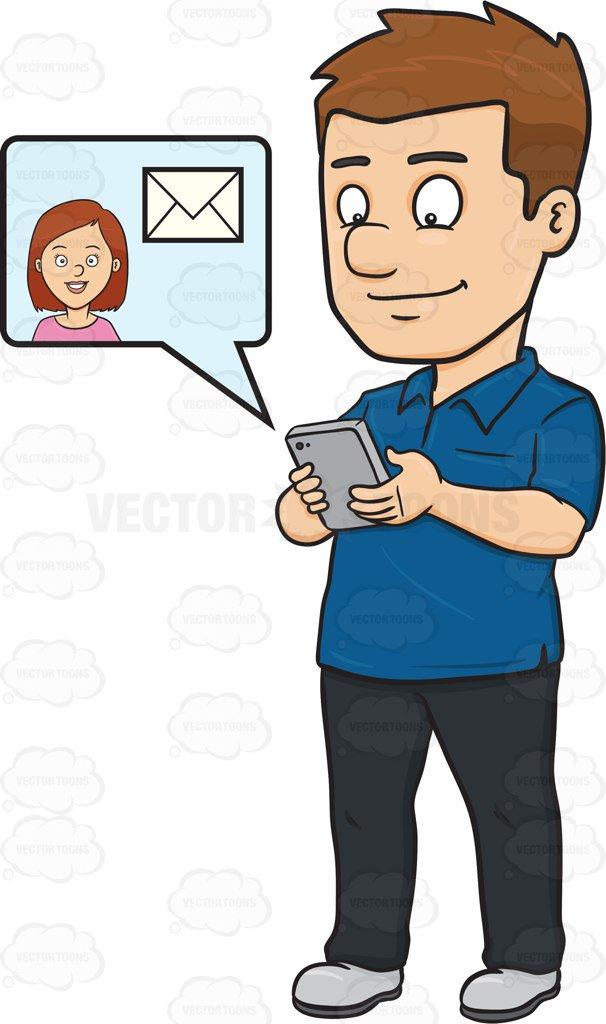 606x1024 Software Messaging Clip Art