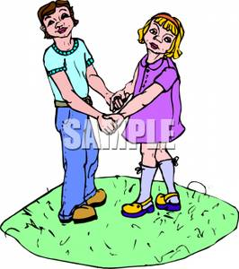 266x300 A Boyfriend And Girlfriend Holding Hands