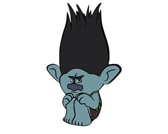 340x270 Trolls Branch Svg Etsy