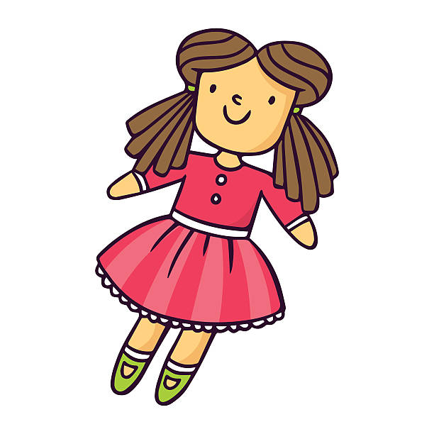 612x612 Collection Of Doll Clipart High Quality, Free Cliparts
