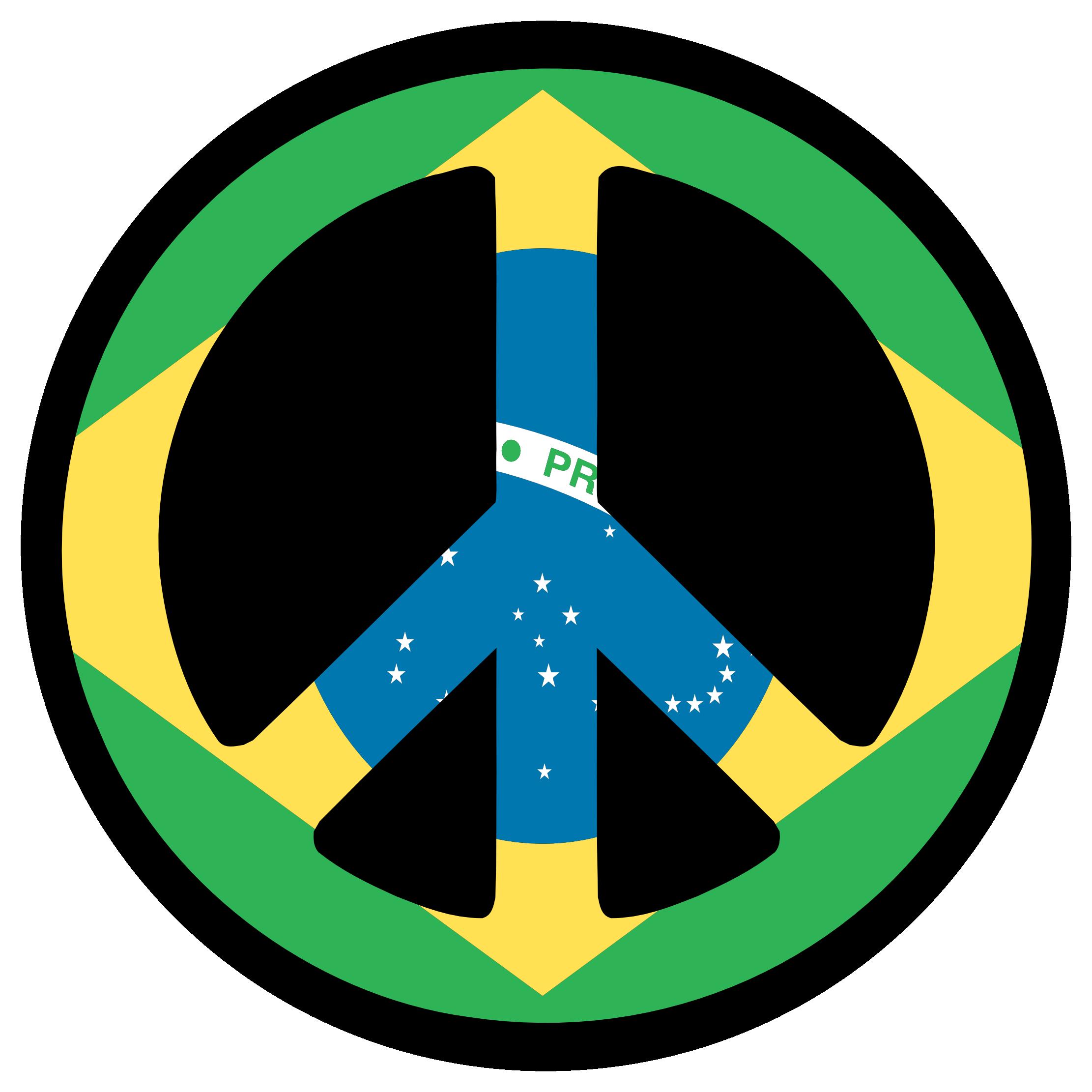 2222x2222 Brazil Clipart Brazil Flag