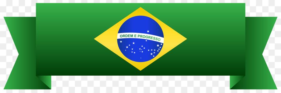 900x300 Flag Of Brazil Clip Art