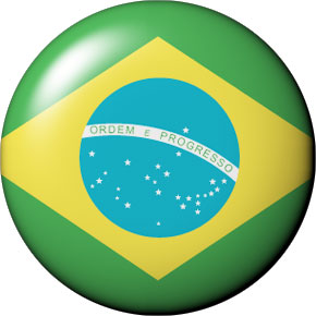 290x290 Free Animated Brazil Flags