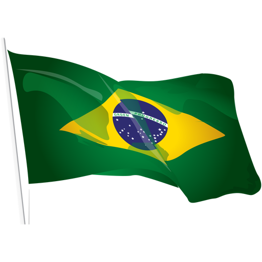 512x512 Brazil Flag Png Photos Png Mart