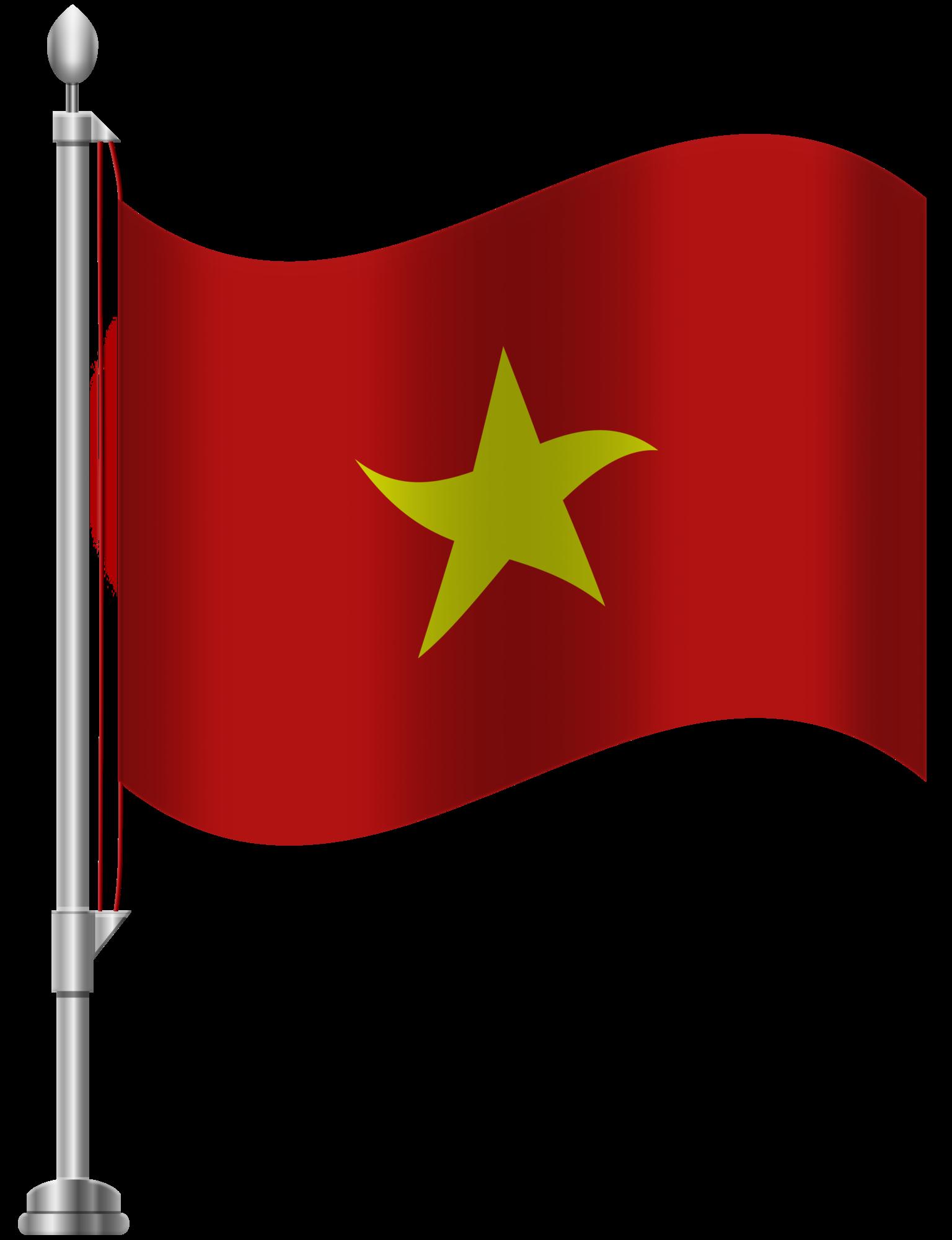 1536x2000 Vietnam Flag Png Clip Art