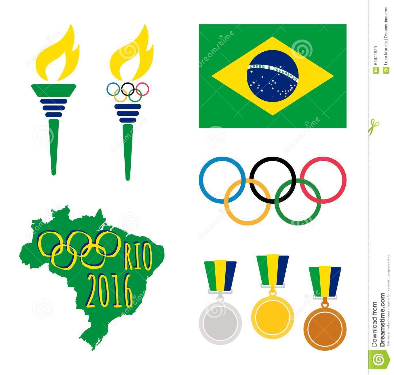 1369x1300 Brazil Clipart Rio De Janeiro
