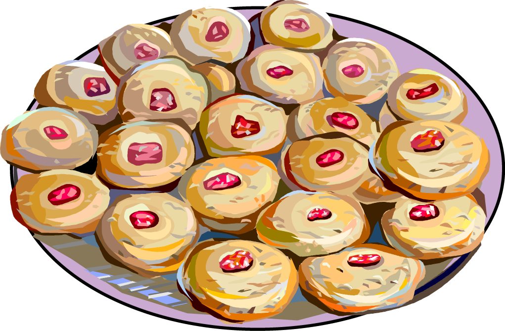 1021x669 Pancake Breakfast Clipart
