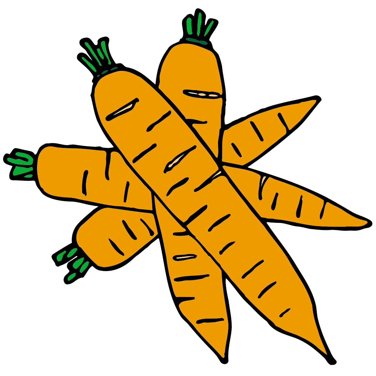 1200x1200 Timely Vegetable Pictures Clip Art Clipart Cil