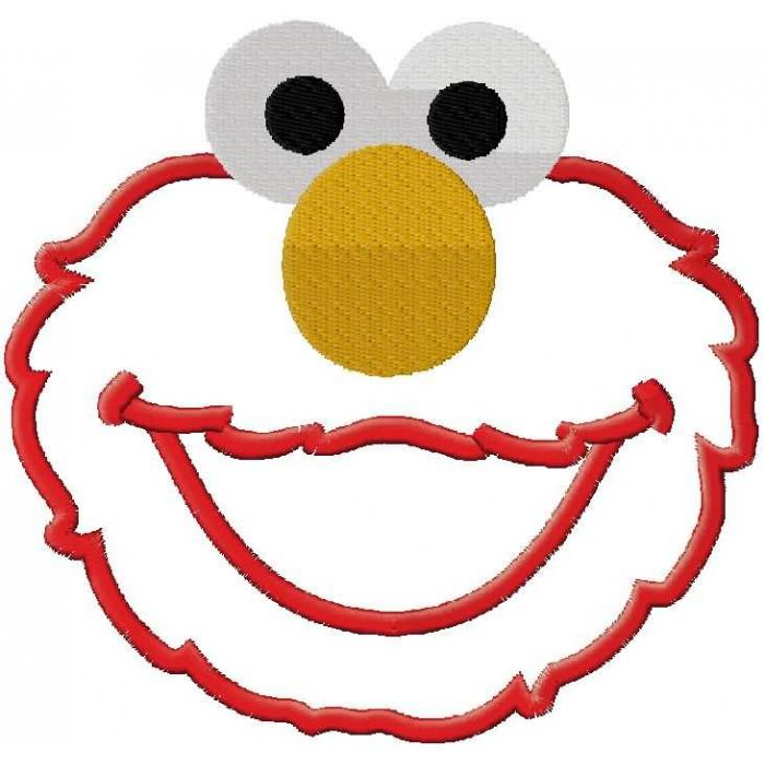 700x700 Baby Sesame Street Clipart