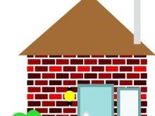220x165 Brick House Clipart Brick Coloring Page Brick House Brick House