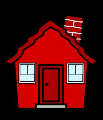 344x404 Brick House Clipart Brick House Clipart