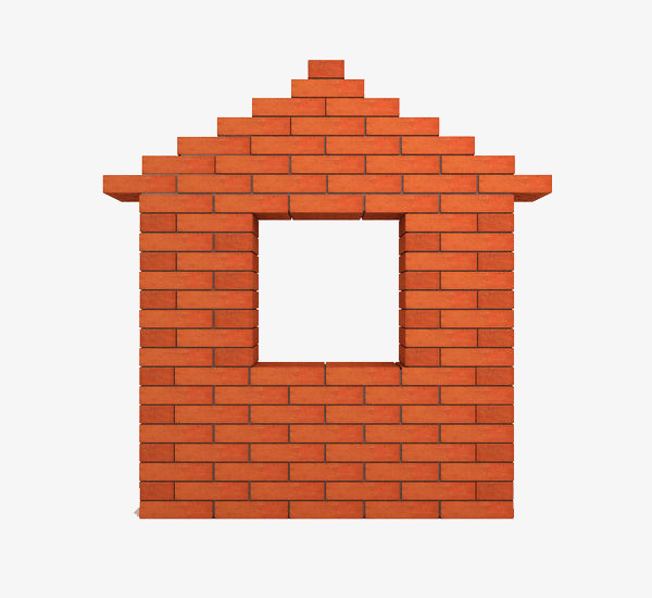 600x550 A Brick Wall, House, Wall, Build A House Png Image And Clipart