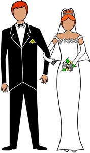 177x300 Free Bride And Groom Clipart Image 0515 1004 2914 5400 Computer
