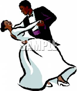 255x300 A Bride And Groom Dancing