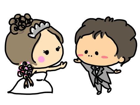 453x340 Free Cliparts Bridegroom, Bride, Kiss