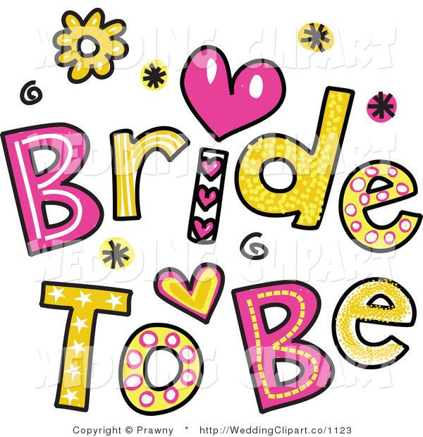600x620 Bride Clipart