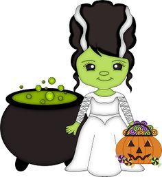 236x257 Bride Of Frankenstein Clipart