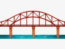220x165 Simple Bridge Clipart Old Bridge Clip Art