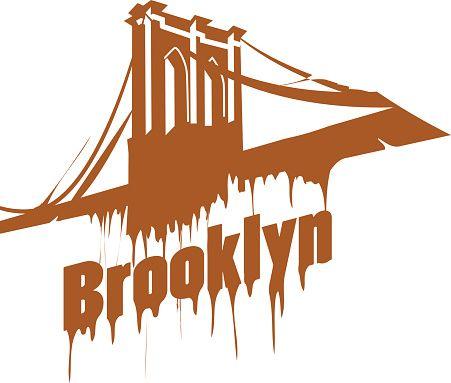 451x383 Lovely Brooklyn Bridge Clip