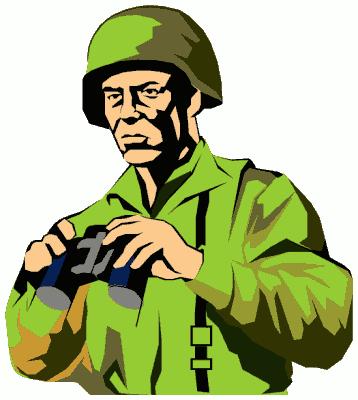 358x400 Soldier Clip Art Download