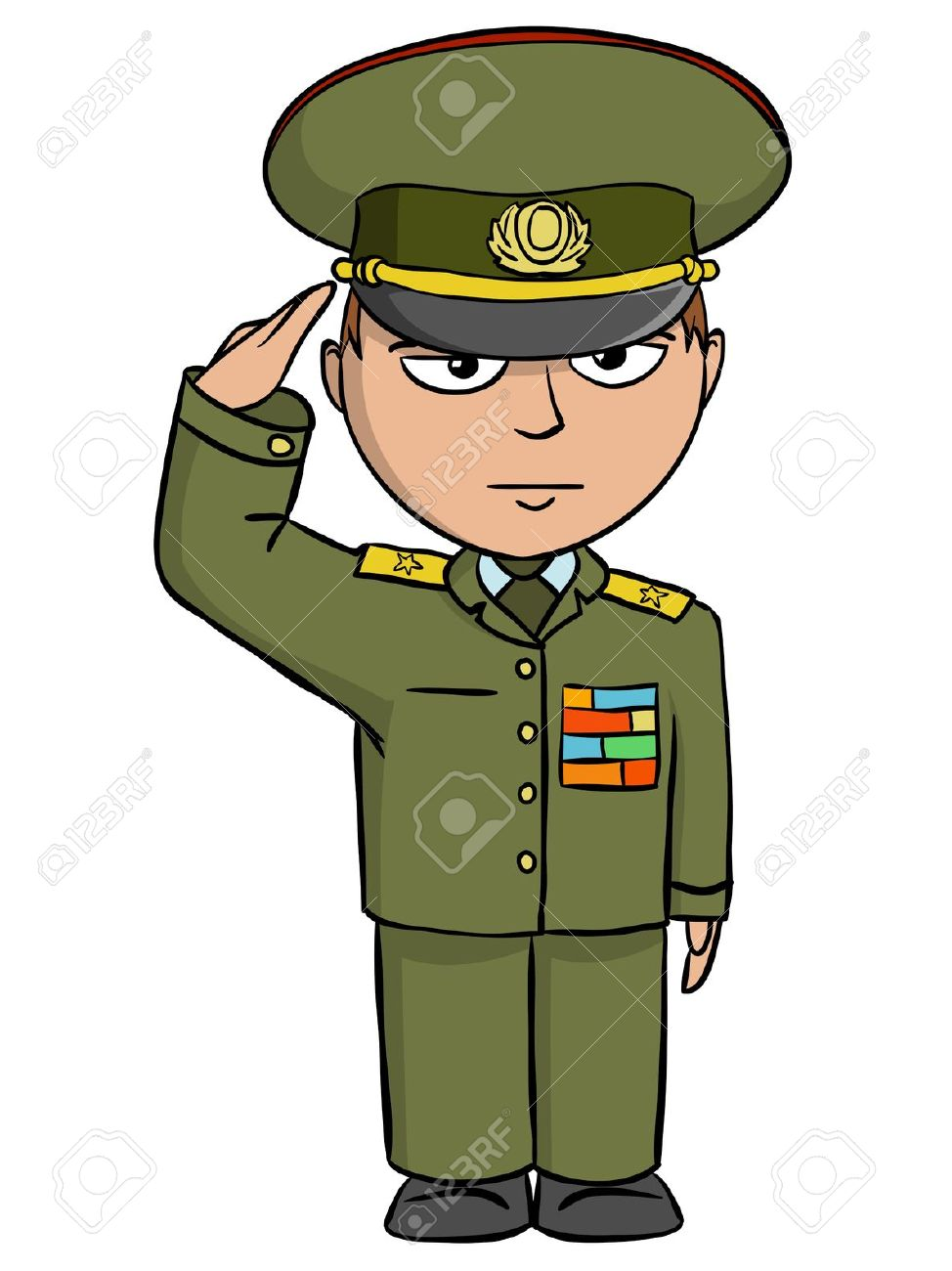 974x1300 Boy Clipart Soldier Salute