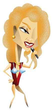 214x450 Britney Spears (By Buzz) Caricatures Britney