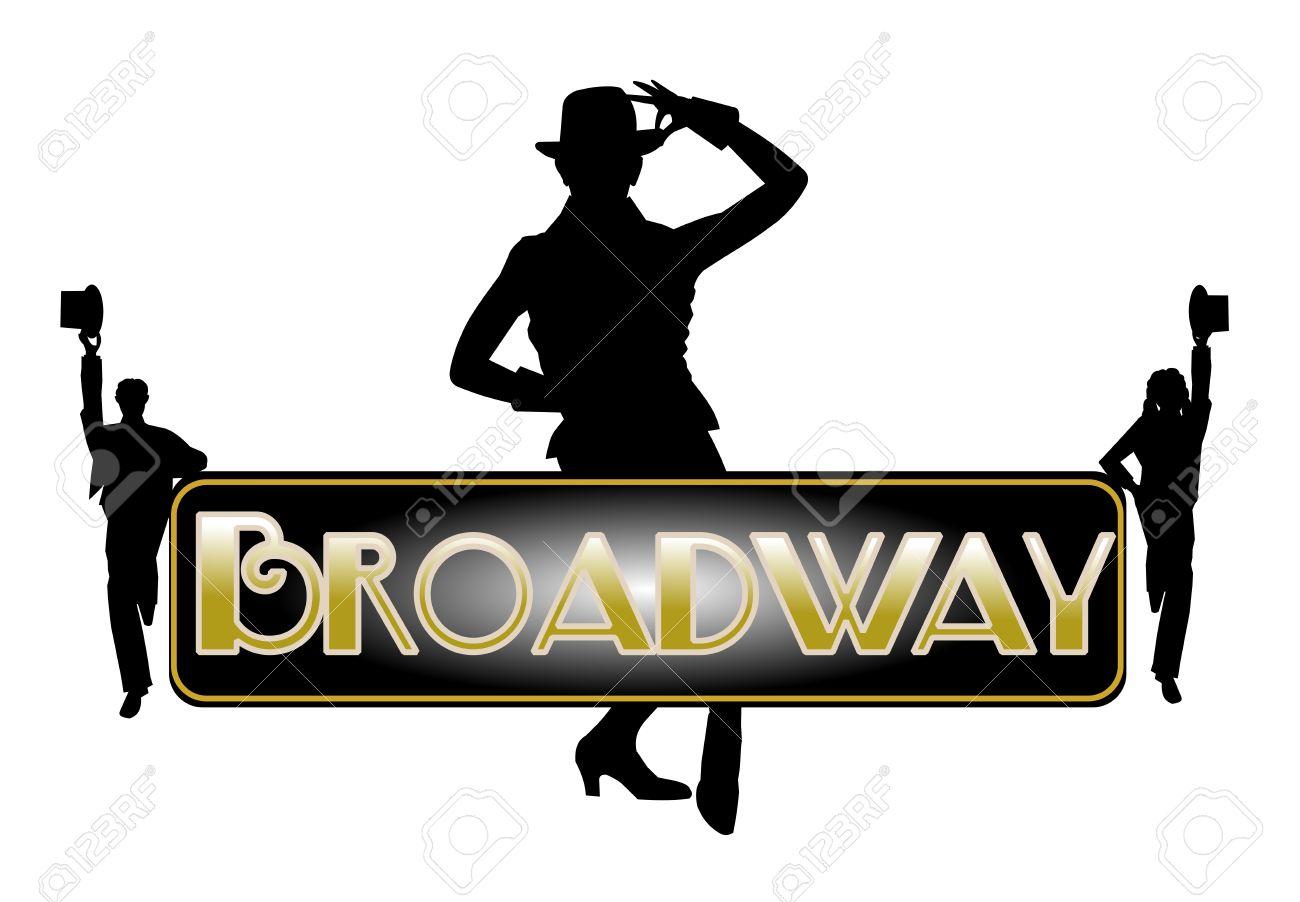 1300x902 Clip Art Broadway Show Cliparts