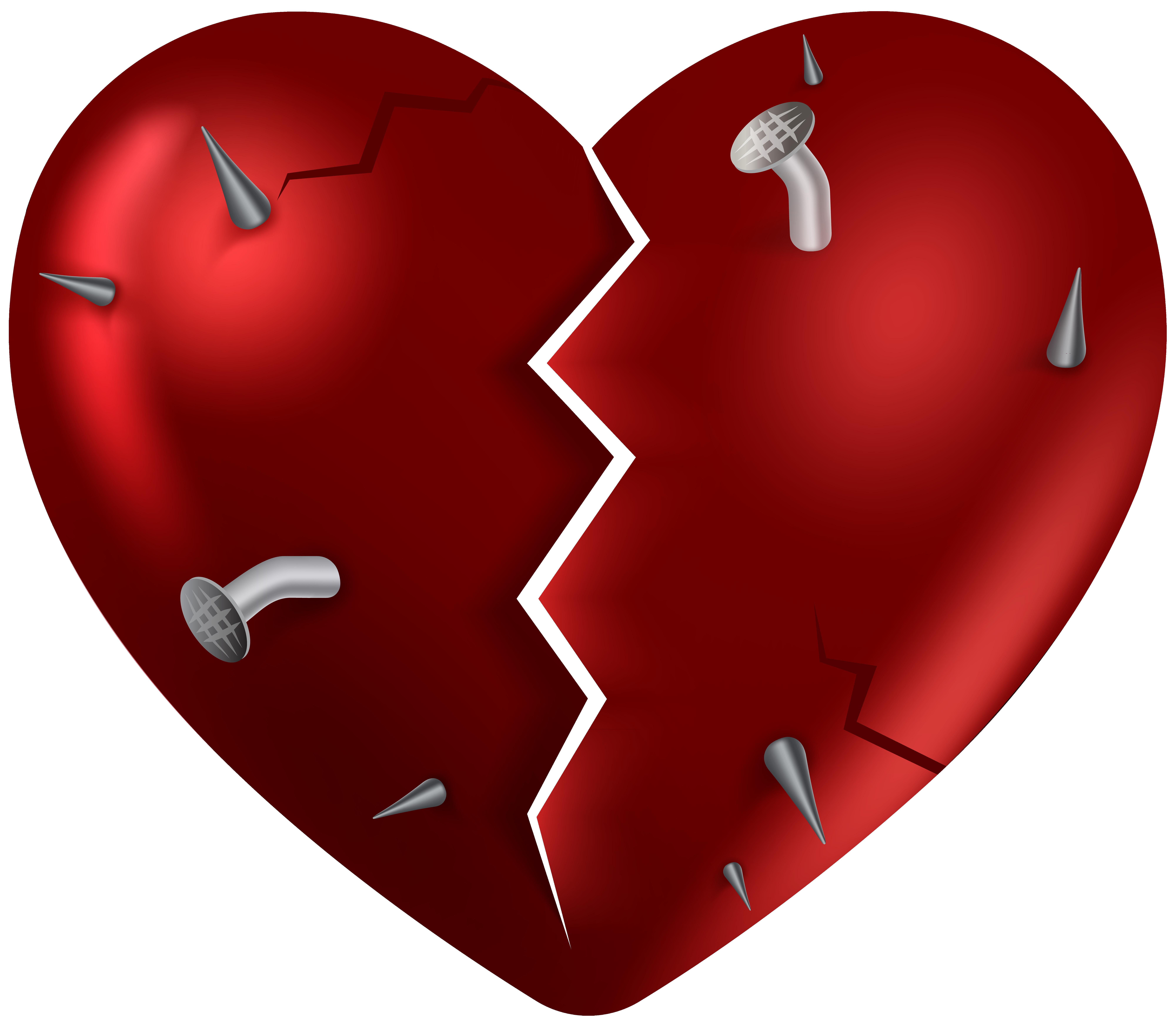 8000x6975 Broken Heart Png Clip Art Image Gallery Yopriceville High