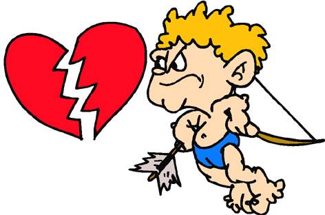 472x312 Broken Heart Clipart Cartoon