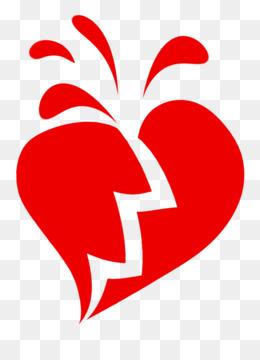 260x360 Broken Heart