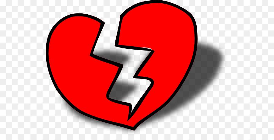 900x460 Broken Heart Clip Art