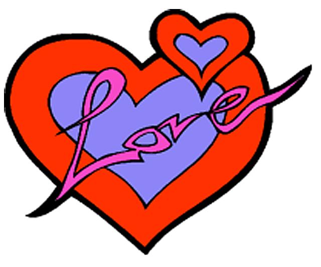 640x533 0 Free Heart Clip Art Images 4