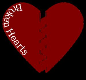 300x279 20592 Small Black Heart Clip Art Public Domain Vectors