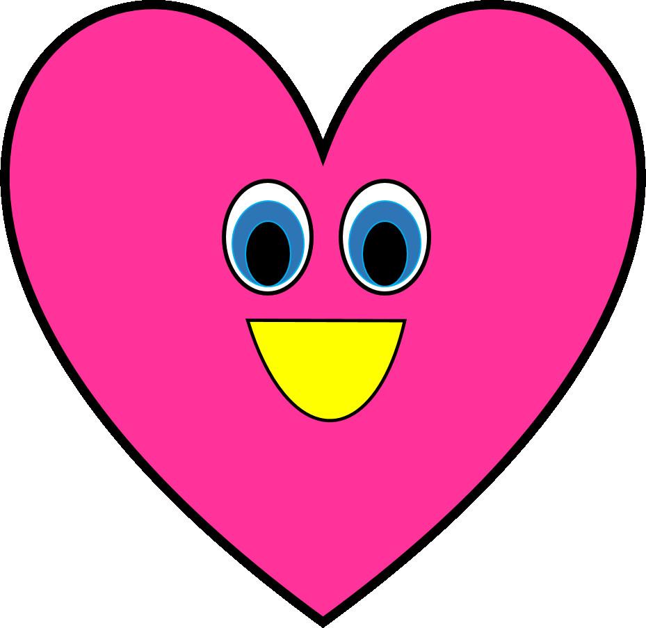 929x903 Valentine Hearts Border Clip Art Free Lively Heart Clipart