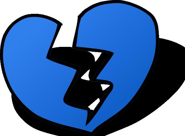 600x444 Broken Heart Clip Art