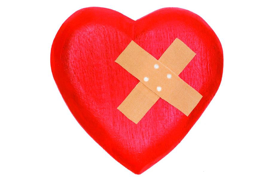 900x599 Broken Heart Clipart Heart Attack