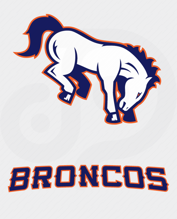599x743 Click The Denver Broncos Logo. Broncos Coloring Pages Best
