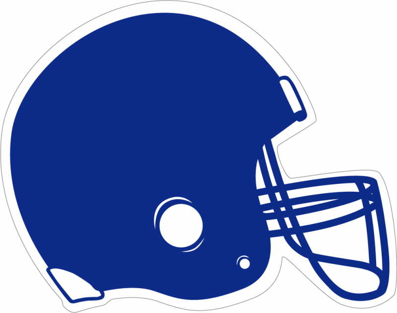 800x630 Blue Football Helmet Clip Art Clipartfox 2