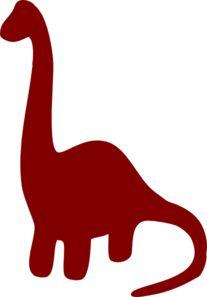 Brontosaurus Clipart