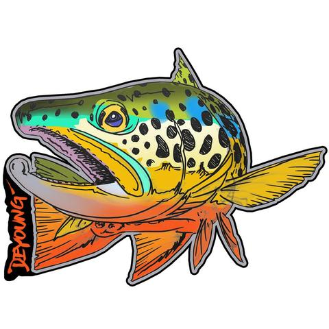 480x480 Shop By Species Brown Trout Tco Fly Shop