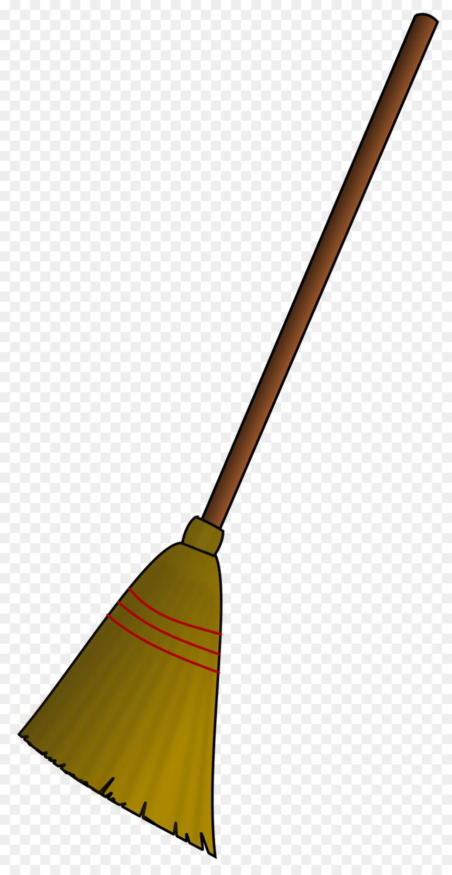900x1740 Broom Cleaning Clip Art