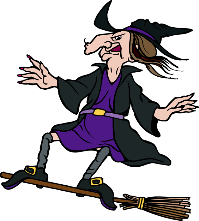 639x712 Great Witch Clip Art Evil Witch And Witches