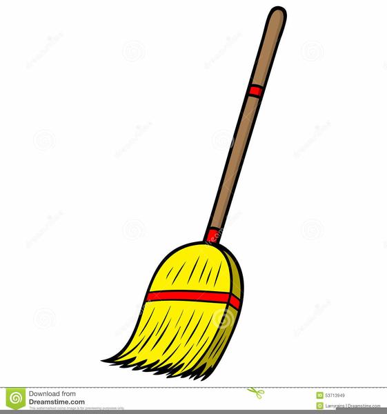 561x600 Broom Clip Art Cartoon Brooms Clipart Free Images