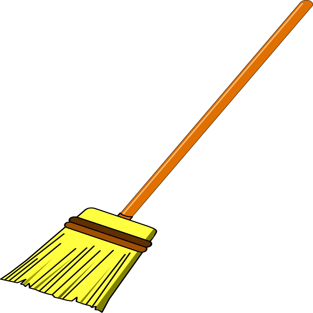 1018x1021 Awesome Broom Clipart Gallery