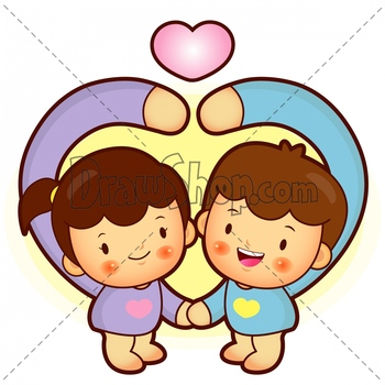350x350 Sister Love Clipart