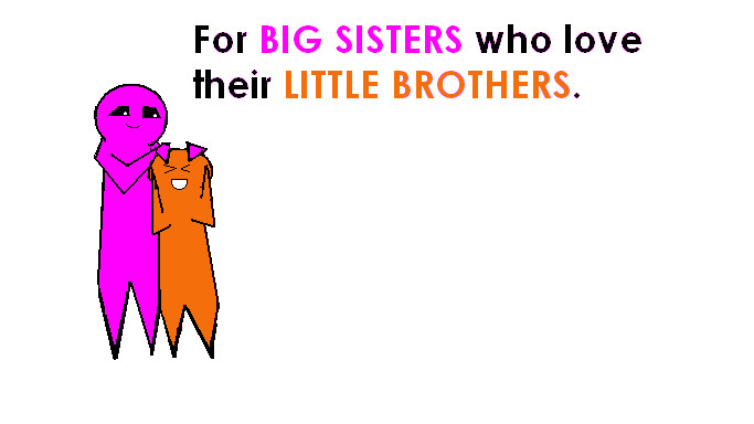 683x384 Big Sister, Little Brother By Everdeen11